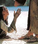 JESUS e a mulher adúltera (Uma mensagem do Amor de DEUS)