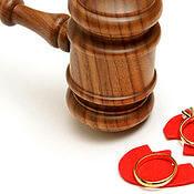 O pedido de divórcio
